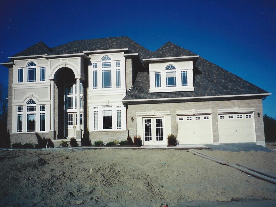Da vinci stucco designs contractor toronto for Stucco designs